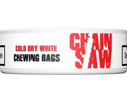 Chainsaw Chewing Bags